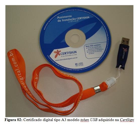 nfe_certificado_A3_token